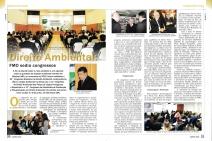Congresso Brasileiro de Direito Ambiental ganha destaque em revista coordenada pela Fundação Mokiti Okada