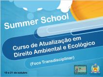 Curso de Atualização em Direito Ambiental e Ecológico em Florianópolis
