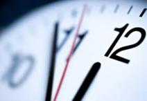 Horários de Apresentação das Teses - MANHÃ