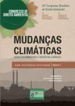 E-book Tesistas Pós-Graduação e Teses Profissionais e Anais Teses de Graduação - 24º Congresso Brasileiro de Direito Ambiental - Volume 1 e 2